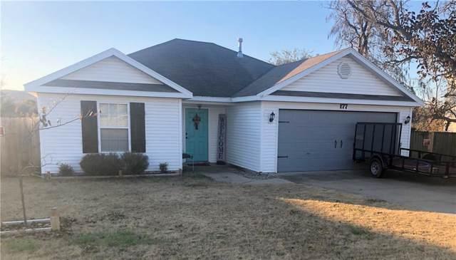 177 Jenee  Dr, Huntsville, AR 72740 (MLS #1131669) :: Five Doors Network Northwest Arkansas