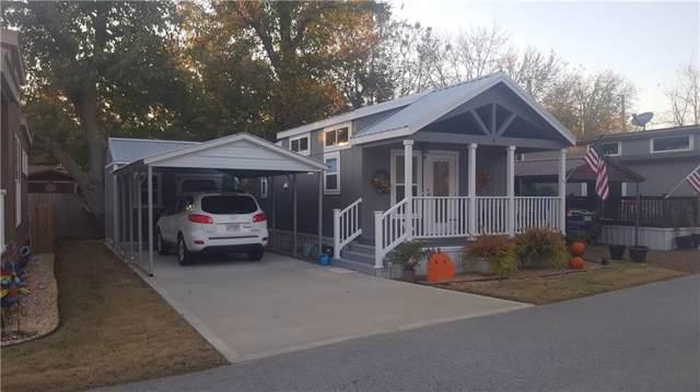 1014 Olive  St Unit #4 #4, Rogers, AR 72756 (MLS #1131687) :: Five Doors Network Northwest Arkansas