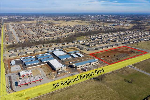 3600 SW Regional Airport Boulevard, Bentonville, AR 72712 (MLS #1131715) :: Elite Realty