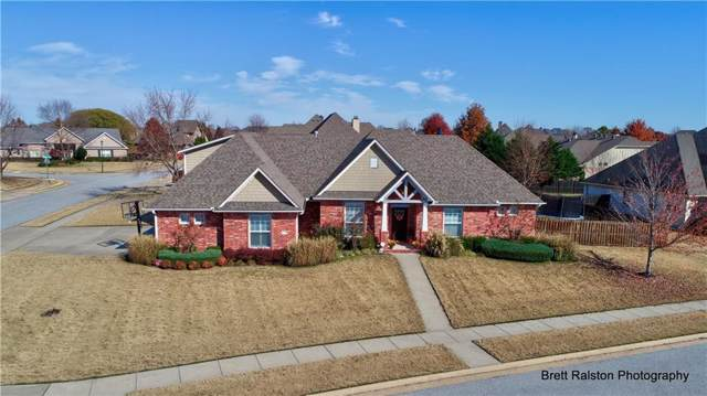 3656 Hearthstone  Dr, Fayetteville, AR 72764 (MLS #1131724) :: McNaughton Real Estate
