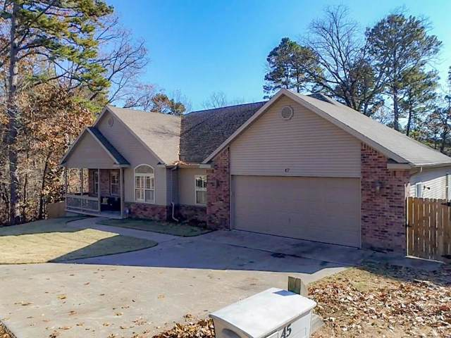 47 W Buckingham  Dr, Bella Vista, AR 72714 (MLS #1131750) :: Five Doors Network Northwest Arkansas