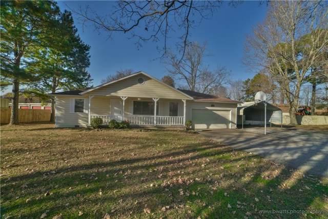 4410 Mission  Blvd, Fayetteville, AR 72703 (MLS #1131868) :: Five Doors Network Northwest Arkansas