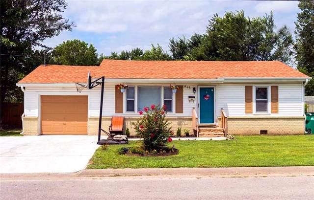 406 Geneva  St, Springdale, AR 72762 (MLS #1132936) :: Five Doors Network Northwest Arkansas