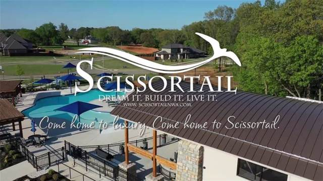 4309 S Scissortail  Dr, Bentonville, AR 72713 (MLS #1133078) :: McNaughton Real Estate