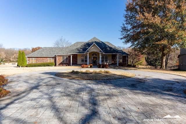 1374 Equestrian  Wy, Fayetteville, AR 72703 (MLS #1133125) :: Five Doors Network Northwest Arkansas