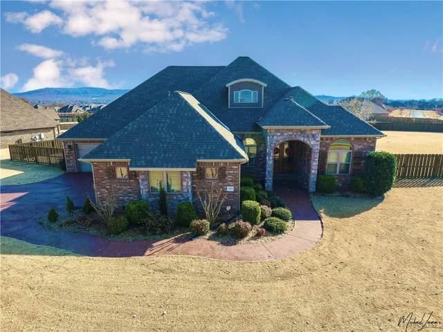 465 W Twin Falls  Dr, Farmington, AR 72730 (MLS #1133136) :: McNaughton Real Estate