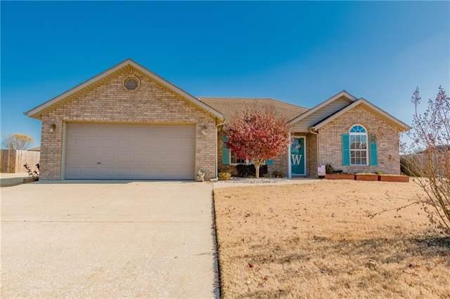 790 Eagle  Crst, Pea Ridge, AR 72751 (MLS #1133155) :: Five Doors Network Northwest Arkansas
