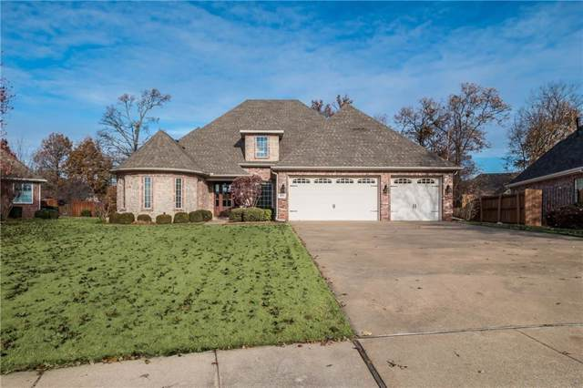 5213 Bent Tree  Dr, Rogers, AR 72758 (MLS #1133161) :: McNaughton Real Estate