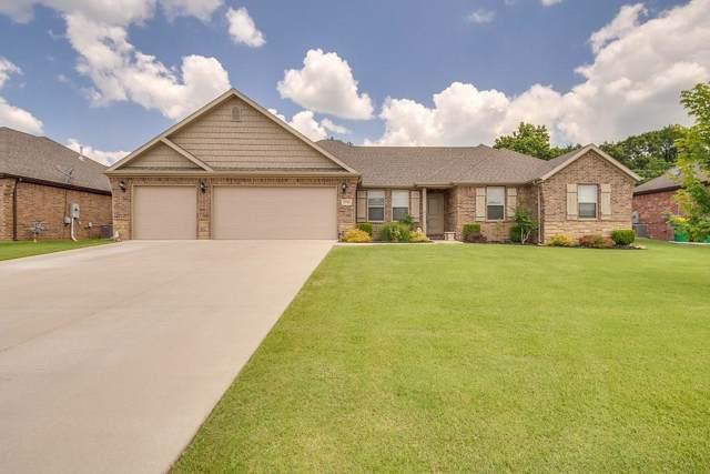 1730 Amber  Wy, Centerton, AR 72719 (MLS #1133209) :: Five Doors Network Northwest Arkansas
