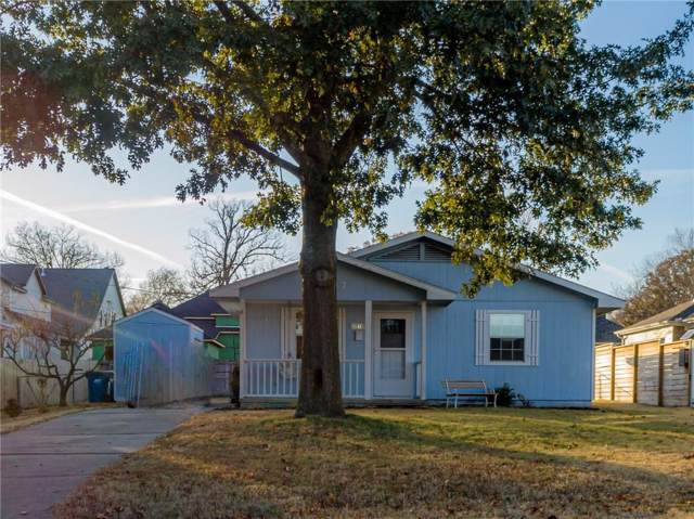 807 N Main  St, Bentonville, AR 72712 (MLS #1133212) :: Five Doors Network Northwest Arkansas