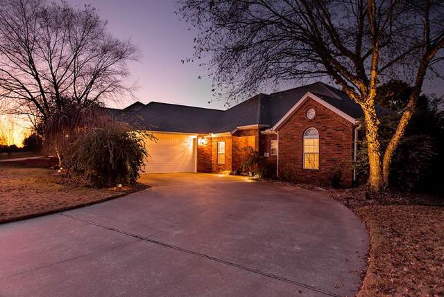 4738 W New Bridge  Rd, Fayetteville, AR 72704 (MLS #1133303) :: McNaughton Real Estate