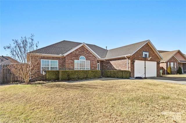 771 Reisling  St, Centerton, AR 72719 (MLS #1133516) :: HergGroup Arkansas