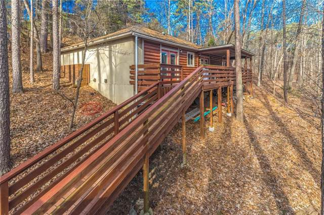 101 Breezy Point  Rd, Eureka Springs, AR 72632 (MLS #1133531) :: Five Doors Network Northwest Arkansas