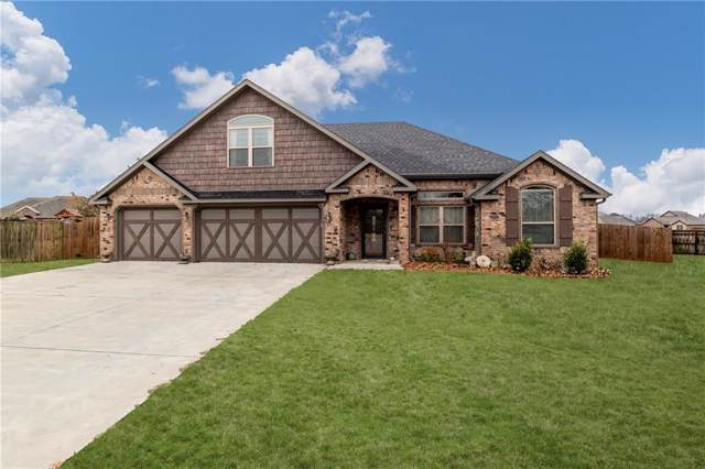 1501 Parkside  Cir, Cave Springs, AR 72718 (MLS #1133554) :: McNaughton Real Estate
