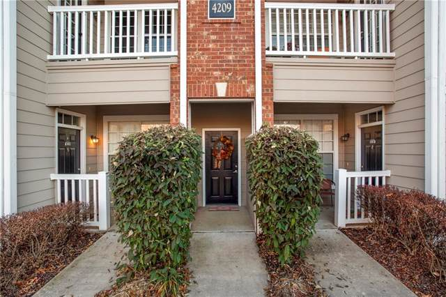 4209 Meadow Creek  Cir Unit #204 #204, Fayetteville, AR 72703 (MLS #1133608) :: McNaughton Real Estate