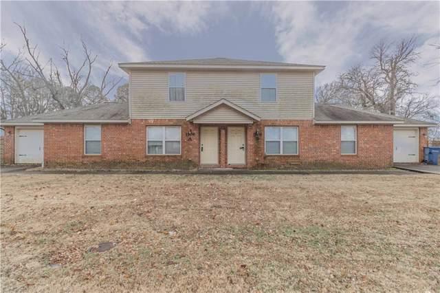 1506 E Central  St, Siloam Springs, AR 72761 (MLS #1133688) :: Five Doors Network Northwest Arkansas
