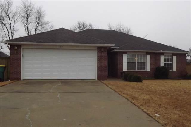 107 Birch  St, Centerton, AR 72719 (MLS #1133760) :: HergGroup Arkansas