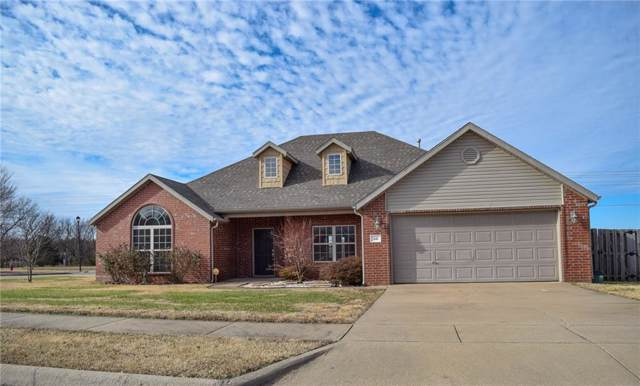 541 N Fox Meadows  Ln, Fayetteville, AR 72704 (MLS #1133865) :: McNaughton Real Estate