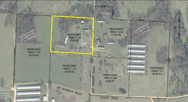 Tract 1-B Lee Harris Road, Bentonville, AR 72712 (MLS #1133914) :: McNaughton Real Estate