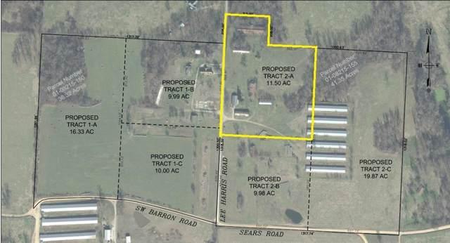 Tract 2-A Lee Harris Road, Bentonville, AR 72712 (MLS #1133926) :: McNaughton Real Estate
