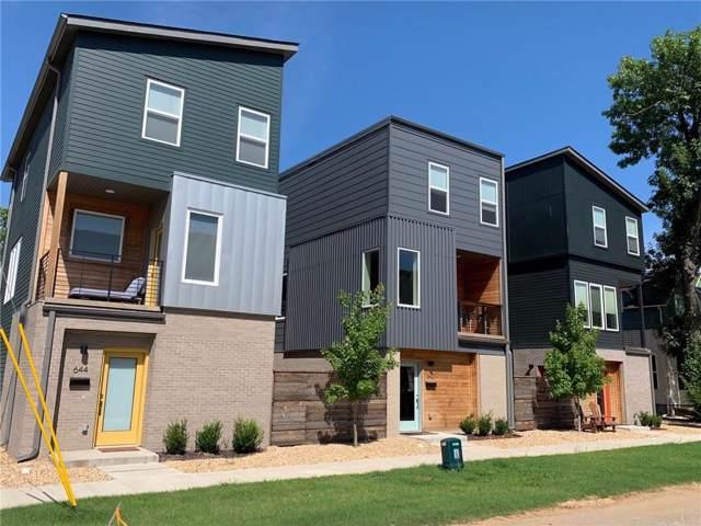 642 Sw B  St, Bentonville, AR 72712 (MLS #1133936) :: McNaughton Real Estate
