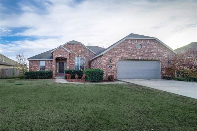 1607 Crestwood Hills  Ln, Cave Springs, AR 72718 (MLS #1133994) :: McNaughton Real Estate