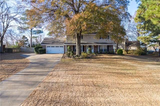 10716 Hunters Point  Rd, Fort Smith, AR 72903 (MLS #1134010) :: Five Doors Network Northwest Arkansas