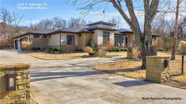 1160 E Lakeridge  Dr, Fayetteville, AR 72703 (MLS #1134035) :: HergGroup Arkansas