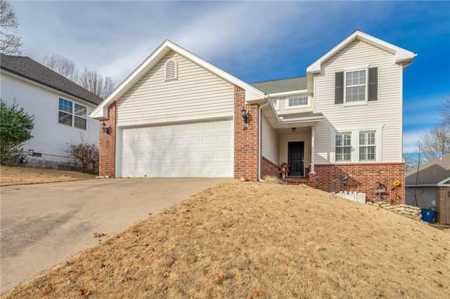 13 Valley View  Cir, Bentonville, AR 72712 (MLS #1134067) :: McNaughton Real Estate
