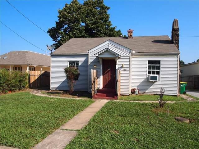 510 Meadow  Ave, Springdale, AR 72764 (MLS #1134107) :: McNaughton Real Estate