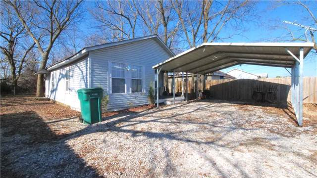 820 S C  St, Rogers, AR 72756 (MLS #1134184) :: McNaughton Real Estate