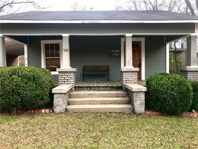 308 West  Ave, Fayetteville, AR 72701 (MLS #1134324) :: HergGroup Arkansas