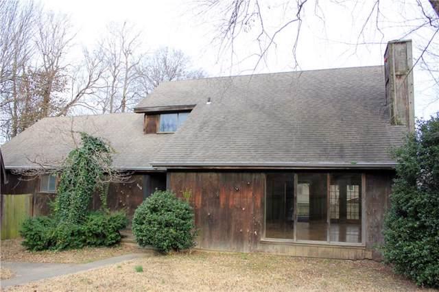 3110 Navajo  Ct, Fayetteville, AR 72701 (MLS #1135476) :: Five Doors Network Northwest Arkansas
