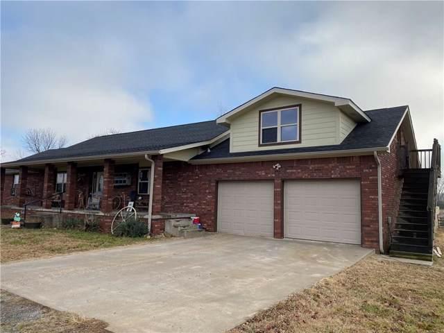 331 E Tulsa  Ave, Kansas, OK 74347 (MLS #1135888) :: McNaughton Real Estate