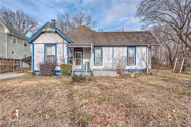 509 E Ashley  St, Siloam Springs, AR 72761 (MLS #1136326) :: Five Doors Network Northwest Arkansas
