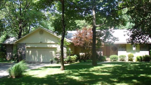 28831 S 595  Cir, Grove, OK 74344 (MLS #1136444) :: McNaughton Real Estate