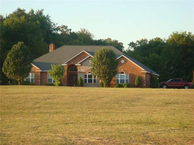 562 E Tulsa  Ave, Kansas, OK 74347 (MLS #1136479) :: McNaughton Real Estate
