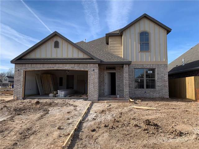 1522 Canal  Pl, Lowell, AR 72745 (MLS #1136572) :: McNaughton Real Estate