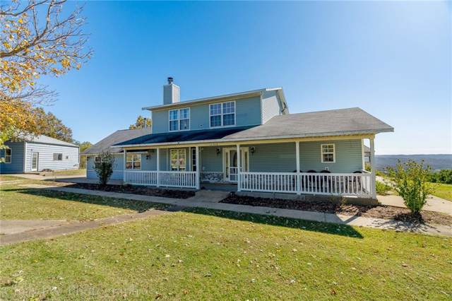 16368 Blue Mountain  Rd, Prairie Grove, AR 72753 (MLS #1136769) :: McNaughton Real Estate