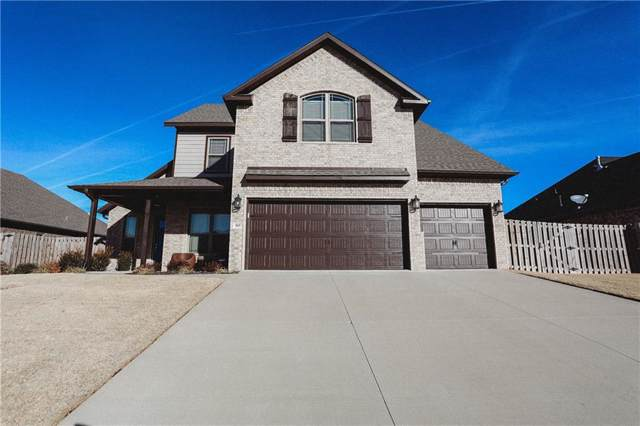 805 Bellmara  Cir, Cave Springs, AR 72718 (MLS #1136862) :: McNaughton Real Estate