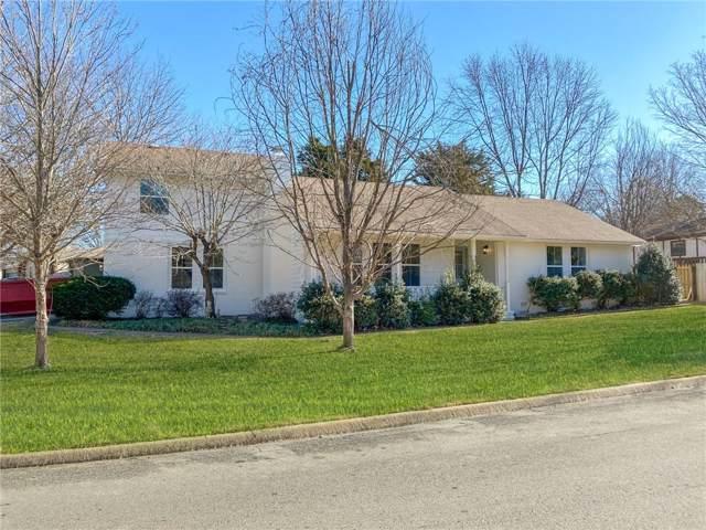 2553 Ferguson  Ave, Fayetteville, AR 72703 (MLS #1136881) :: McNaughton Real Estate