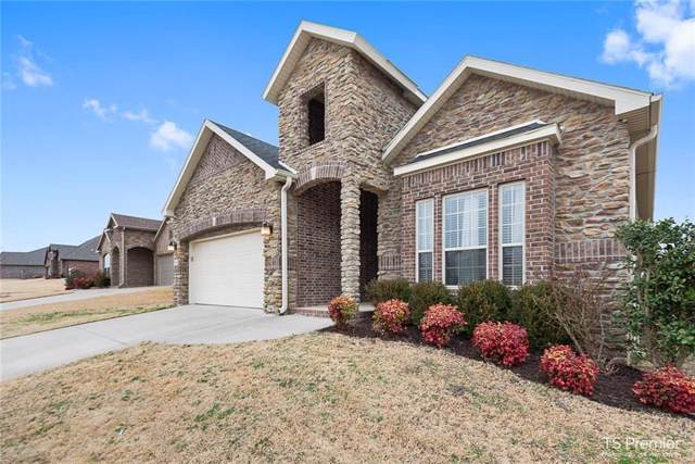 1602 Crestwood Hills  Ln, Cave Springs, AR 72718 (MLS #1136903) :: McNaughton Real Estate