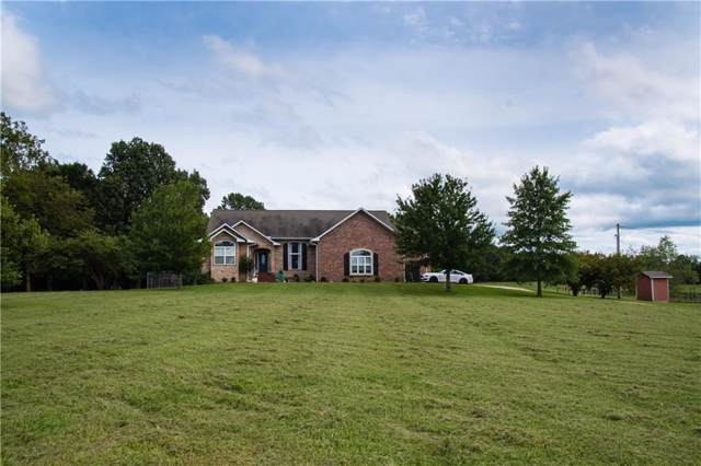 39246 S 631  Rd, Jay, OK 74346 (MLS #1136925) :: McNaughton Real Estate
