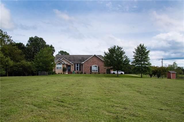 39246 S 631  Rd, Jay, OK 74346 (MLS #1136929) :: McNaughton Real Estate