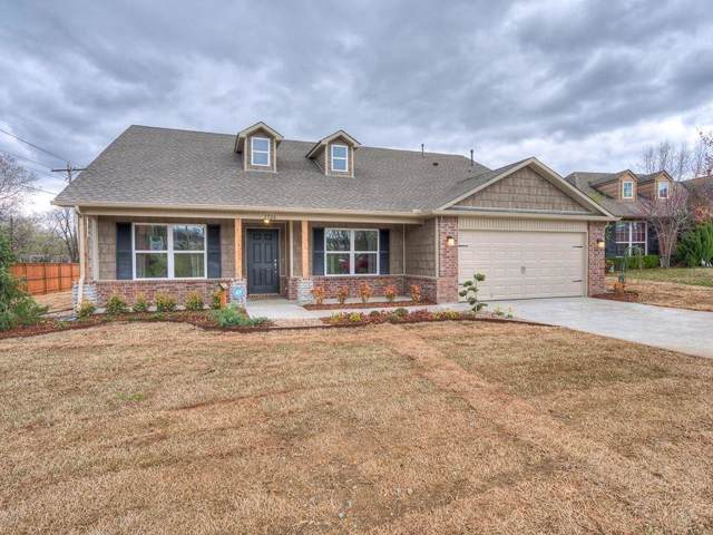 2303 Maplewood  Dr, Lowell, AR 72745 (MLS #1136995) :: McNaughton Real Estate