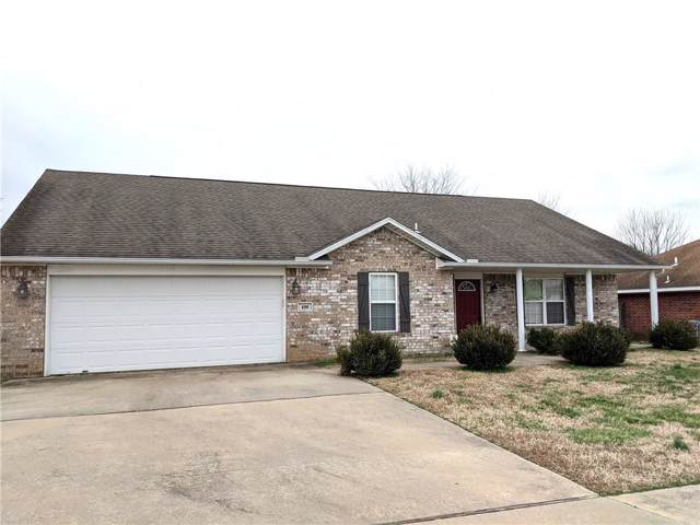 499 Buckboard  Rd, West Fork, AR 72774 (MLS #1137003) :: McNaughton Real Estate