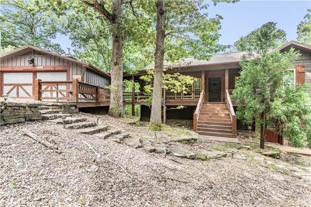 357 Lakeshore  Rd, Eureka Springs, AR 72631 (MLS #1137037) :: McNaughton Real Estate