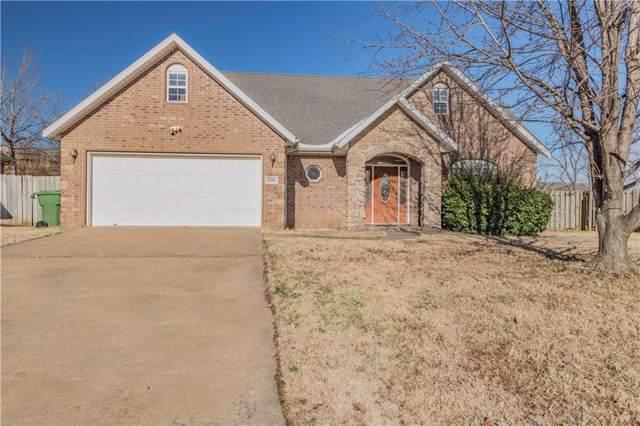 5703 W Stoney Creek  Dr, Rogers, AR 72758 (MLS #1137066) :: McNaughton Real Estate
