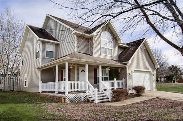 20610 Lakeshore  Dr, Springdale, AR 72764 (MLS #1137088) :: McNaughton Real Estate