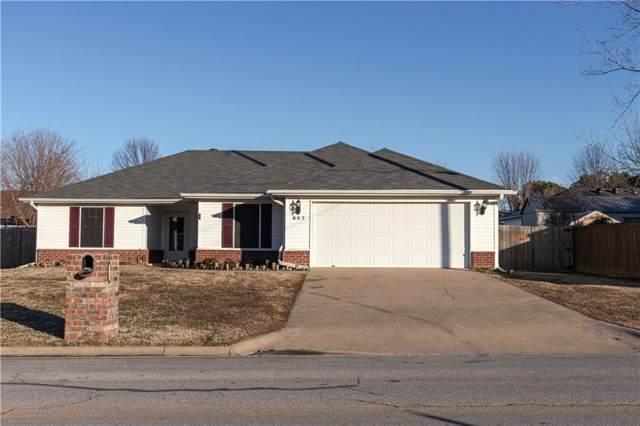 607 Honeysuckle  St, Lowell, AR 72745 (MLS #1137132) :: McNaughton Real Estate